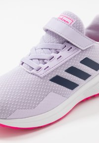 adidas Performance - DURAMO 9 - Obuwie do biegania treningowe - purple tint/tech indigo/shock pink - 2
