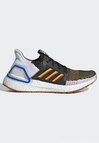 adidas Performance - ULTRABOOST 19 - Chaussures de running neutres - cblack/actgol/scarle - 3
