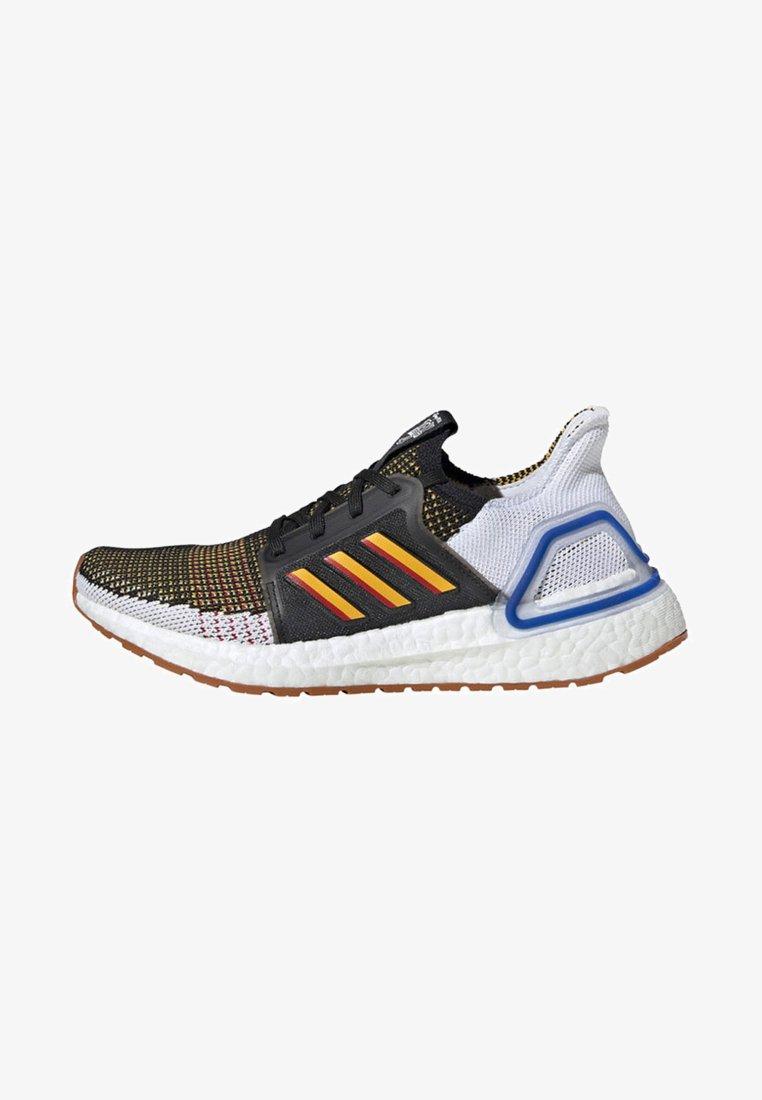 adidas Performance - ULTRABOOST 19 - Chaussures de running neutres - cblack/actgol/scarle