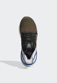adidas Performance - ULTRABOOST 19 - Chaussures de running neutres - cblack/actgol/scarle - 7
