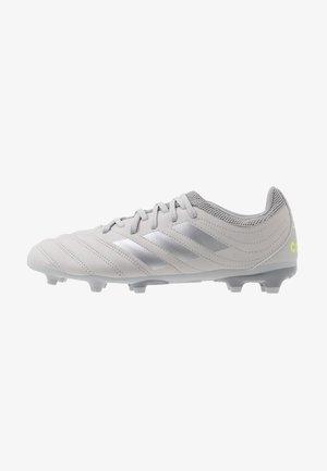 COPA 20.3 FG  - Voetbalschoenen met kunststof noppen - grey two/silver metallic/solar yellow