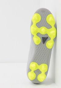 adidas Performance - COPA 20.4 FG  - Voetbalschoenen met kunststof noppen - grey two/matte silver/solar yellow - 5