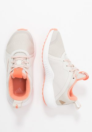 FORTARUN X - Chaussures de running neutres - footwear white/copper metallic/raw white
