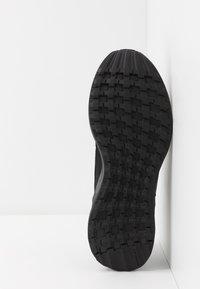 adidas Performance - RAPIDARUN - Neutral running shoes - core black/footwear white - 5