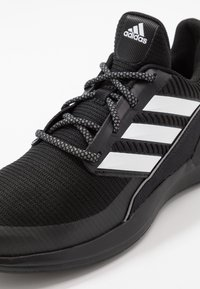 adidas Performance - RAPIDARUN - Chaussures de running neutres - core black/footwear white - 2