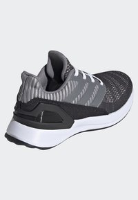 adidas Performance - RAPIDARUN SHOES - Trainers - grey - 3
