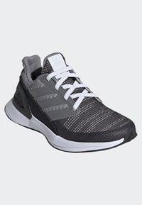 adidas Performance - RAPIDARUN SHOES - Trainers - grey - 2
