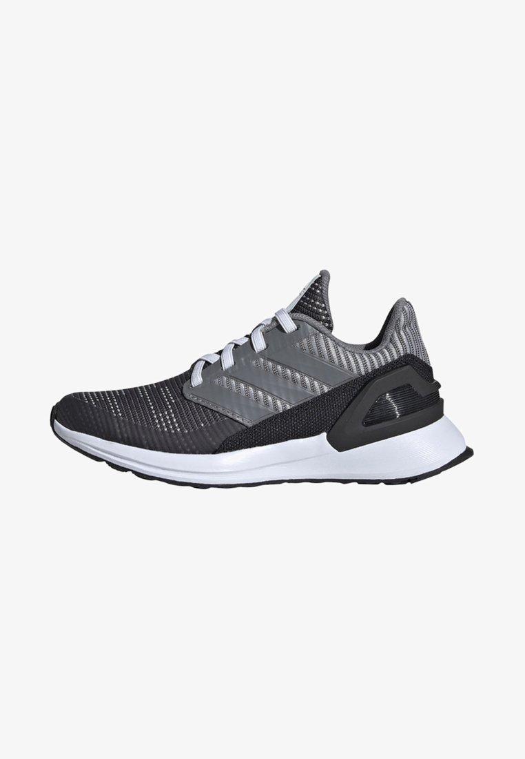 adidas Performance - RAPIDARUN SHOES - Trainers - grey
