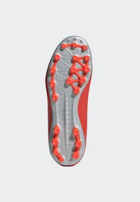 adidas Performance - NEMEZIZ 19.3 ARTIFICIAL GRASS BOOTS - Halówki - red - 4