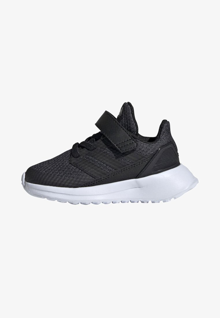 adidas Performance - RAPIDARUN SHOES - Hardloopschoenen neutraal - black