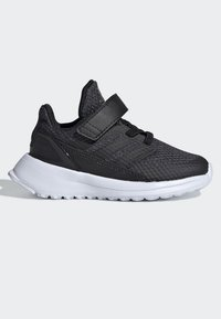 adidas Performance - RAPIDARUN SHOES - Hardloopschoenen neutraal - black - 8