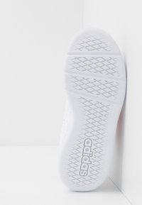adidas Performance - TENSAUR UNISEX - Zapatillas de running neutras - footwear white/real pink - 5