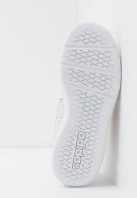 adidas Performance - TENSAUR VECTOR CLASSIC RUNNING SHOES - Neutrální běžecké boty - dash grey/glow pink/bright cyan - 5