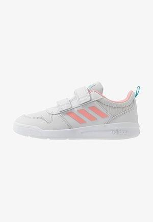 TENSAUR UNISEX - Neutral running shoes - dash grey/glow pink/bright cyan
