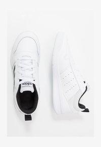 adidas Performance - VECTOR - Gym- & träningskor - ftwwht/cblack/ftwwht - 1