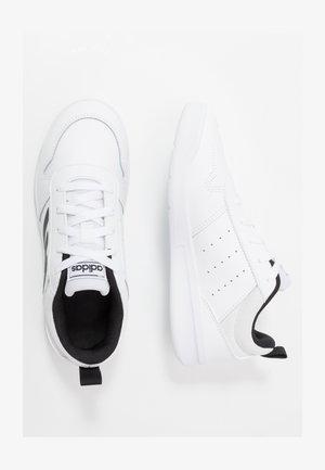 TENSAUR VECTOR CLASSIC SPORTS SHOES - Sports shoes - ftwwht/cblack/ftwwht