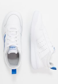 adidas Performance - TENSAUR VECTOR CLASSIC SPORTS SHOES - Sports shoes - footwear white/blue - 0