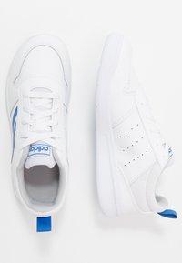adidas Performance - VECTOR - Zapatillas de entrenamiento - footwear white/blue - 0