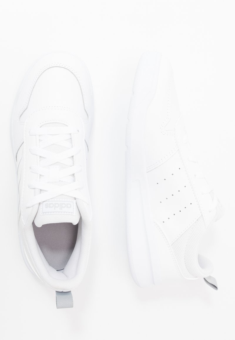 adidas Performance - TENSAUR VECTOR CLASSIC SPORTS SHOES - Scarpe da fitness - footwear white/grey two