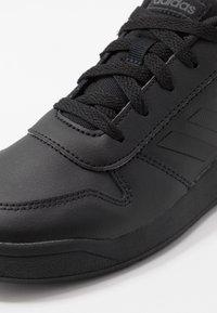 adidas Performance - TENSAUR - Sports shoes - core black/grey six - 2