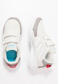 adidas Performance - TENSAUR RUN - Neutral running shoes - orbit grey/footwear white/grey - 0