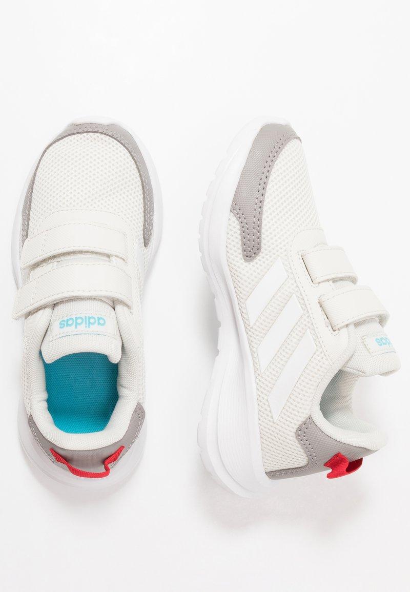 adidas Performance - TENSAUR RUN - Neutral running shoes - orbit grey/footwear white/grey