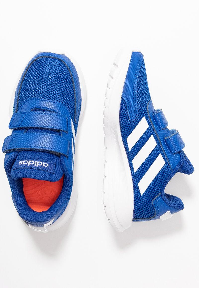 adidas Performance - TENSAUR RUN - Obuwie do biegania treningowe - royal blue/footwear white/bright cyan