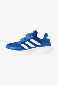 adidas Performance - TENSAUR RUN - Neutral running shoes - royal blue/footwear white/bright cyan