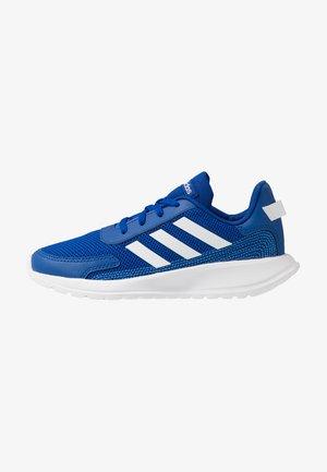 TENSAUR RUN - Obuwie do biegania treningowe - royal blue/footwear white/bright cyan