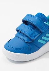 adidas Performance - TENSAUR - Sportovní boty - glow blue/bright cyan - 2
