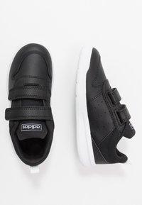 adidas Performance - TENSAUR - Sportschoenen - core black/footwear white - 0