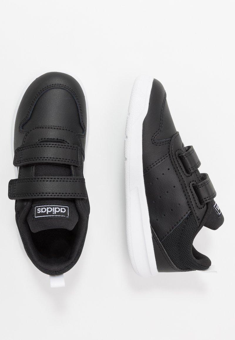 adidas Performance - TENSAUR - Sportschoenen - core black/footwear white
