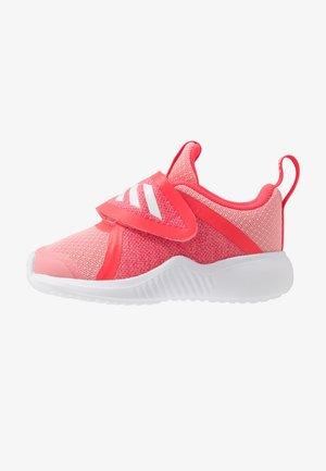FORTARUN X - Juoksukenkä/neutraalit - glow pink/footwear white/shock red