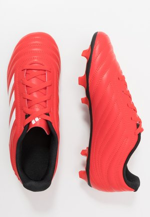 COPA 20.4 FG - Korki Lanki - active red/footwear white/core black