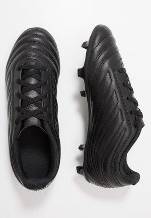 COPA 20.4 FG - Fodboldstøvler m/ faste knobber - core black/solid grey