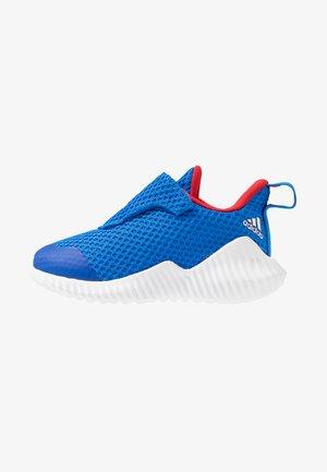 FORTARUN - Neutral running shoes - glow blue/footwear white/scarlet