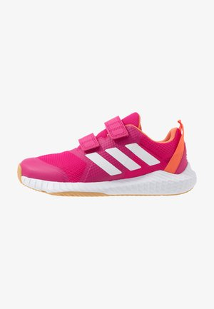 FORTAGYM RUNNING SHOES - Laufschuh Neutral - real magenta/footwear white/semi coral