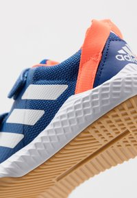 adidas Performance - FORTAGYM RUNNING SHOES - Neutral running shoes - collegiate royal/footwear white/solar orange - 2