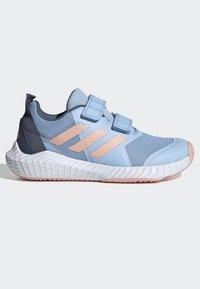 adidas Performance - FORTAGYM CF - Sportschoenen - blue - 4