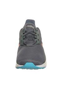 adidas Performance - DURAMO 9 - Chaussures de running neutres - onix/scarle/bright cyan - 3