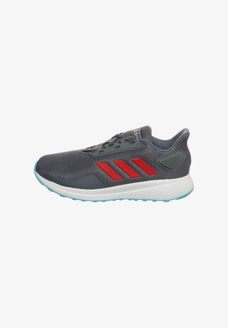 adidas Performance - DURAMO 9 - Chaussures de running neutres - onix/scarle/bright cyan