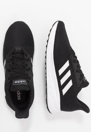 DURAMO 9 - Laufschuh Neutral - core black/footwear white