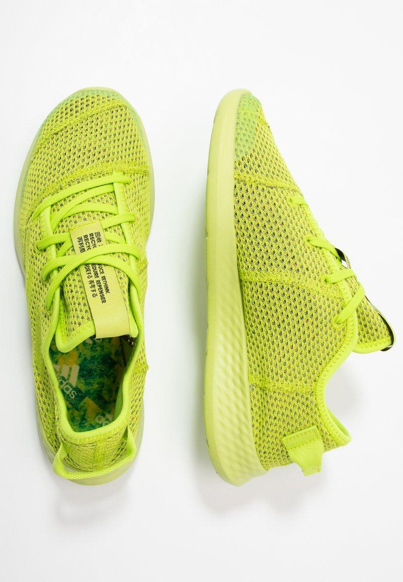 adidas Performance - FORTAREFINE  - Hardloopschoenen neutraal - semi solar slime