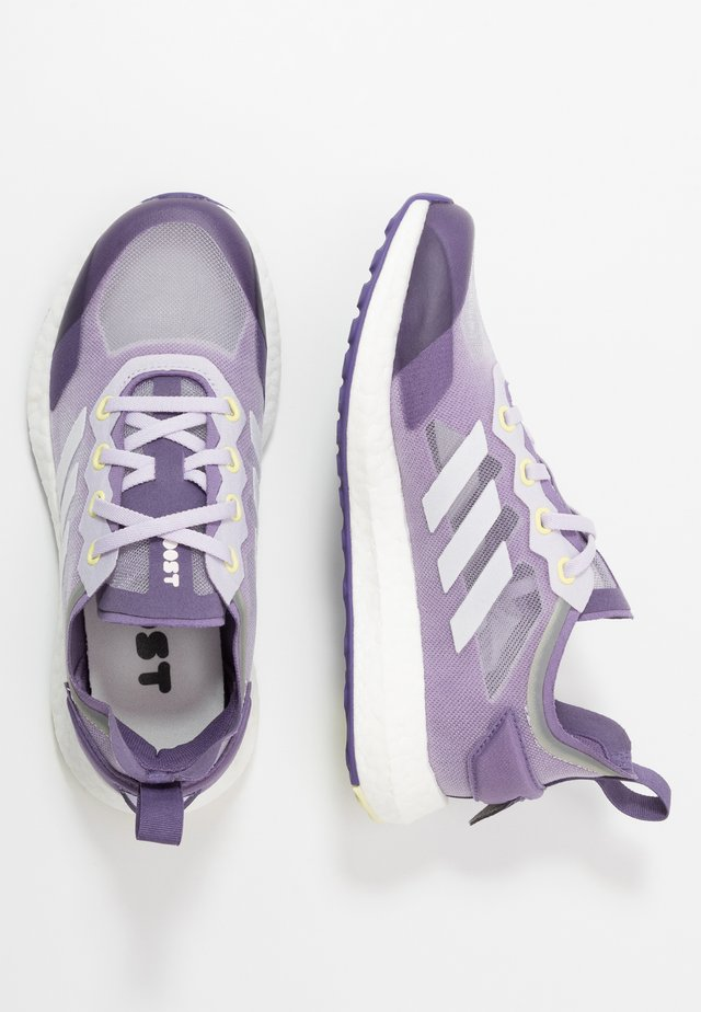 RAPIDALUX - Zapatillas de running neutras - tech purple/footwear white/purple tint