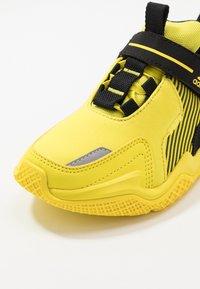 adidas Performance - 4UTURE RNR EL  - Zapatillas de running neutras - shock yellow/core black - 2