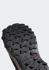 adidas Performance - TERREX SNOW CP CW SHOES - Lumilautakengät - burgundy - 9