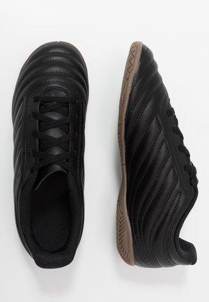 COPA 20.4 IN - Chaussures de foot en salle - core black/solid grey