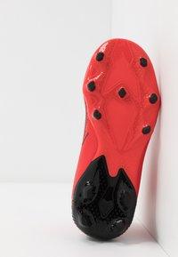 adidas Performance - PREDATOR 20.3 LL FG - Voetbalschoenen met kunststof noppen - active red/footwear white/core black - 5