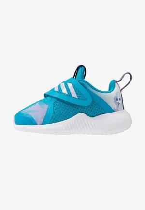 FORTARUN X FROZEN CF - Zapatillas de running neutras - bold aqua/purple tint/footwear white