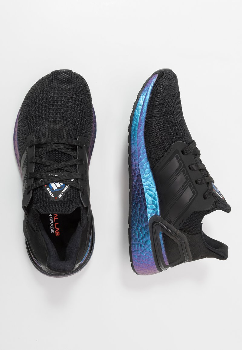 adidas Performance - ULTRABOOST 20 - Obuwie do biegania treningowe - core black/blue violet metallic